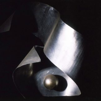 Metal Collage Sculpture by Ralph Koltai
